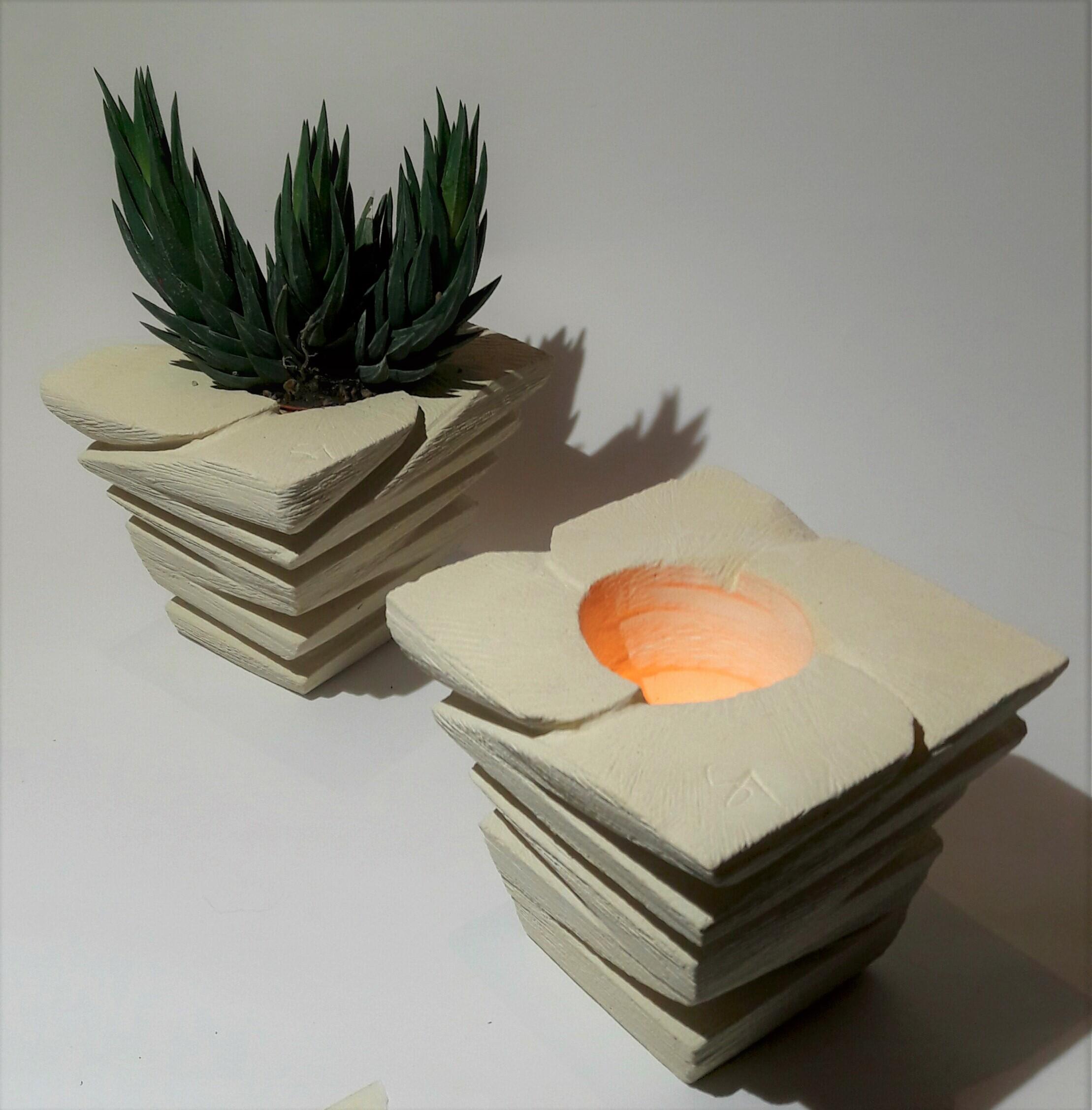 Lastre di roccia_porta piante