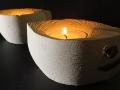 Polimaterica_porta candele_coppia_nero2