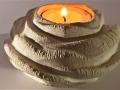 Rosa_porta candele